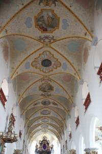Decke Kirche Bad Waldsee