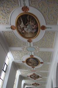 Deckengemaelde Kirche Bad Waldsee