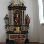 Taufaltar Kirche Bad Waldsee