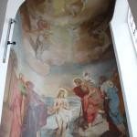 Wandgestaltung Kirche Bad Waldsee