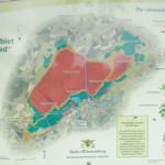Übersichtskarte des Wurzacher Ried Oberschwaben