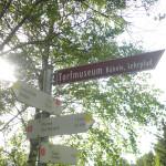 torfmuseum wegweiser im wurzacher ried