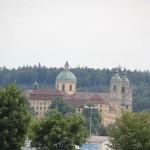 Klostergebaeude Martinsberg Weingarten