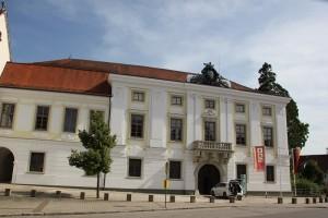 Schloss Aulendorf Stadtseite