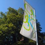 Flagge der Oberschwabenklinik