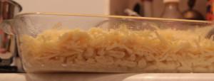 spätzle käse schichtung