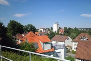 Dächer von Bad Waldsee