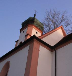 wallfahrtskapelle volkertshaus ziebelturm