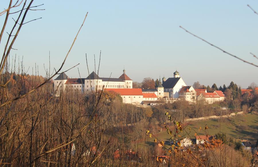 Schloss Wolfegg in Oberschwaben