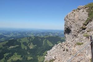 Felsen des Hochgrat Oberallgäu