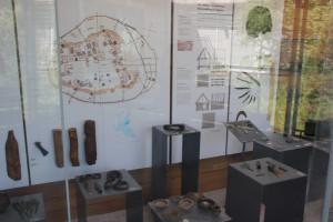 Jagdwaffen Steinzeit Museum Bad Buchau