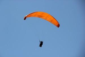 Paragliding Schirm Hochgrat