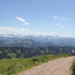 Wanderweg Hochgrat Oberallgäu