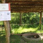 steinzeitlicher Töpferofen Federseemuseum Bad Buchau