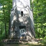 Eingang zum Kaiser Friedrich Turm Bad Waldsee