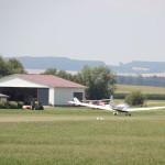 Flugplatz Reute Bad Waldsee Vereinsheim