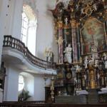 Hauptaltar Wallfahrtskirche Steinhausen