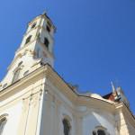 Kirchturm Wallfahrtskirche Steinhausen