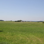 Land-Startbahn Flugplatz Reute Bad Waldsee