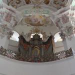 Orgel Wallfahrtskirche Steinhausen