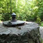 Steinbrunnen Schussenursprung Bad Schussenried