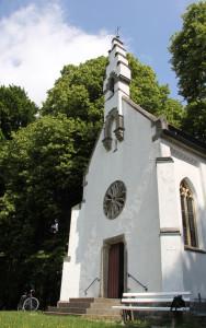 hohkreuzkapelle und aussichtpunkt bei aulendorf