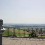 Aussichtspunkt Burg Bussen Oberschwaben