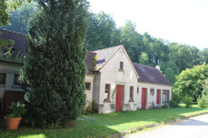 Bahnhofsnebengebäude-Durlesbach
