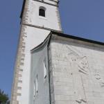 Kirchturm Bussen Oberschwaben