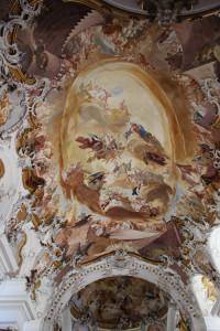 Kloster Zwiefalten Deckenbemalung