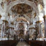 Kloster Zwiefalten Innenraum
