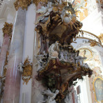Kloster Zwiefalten Kanzel