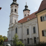 Kloster Zwiefalten seitenfluegel