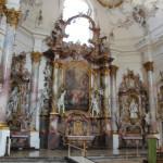 Nebenaltar Kloster Zwiefalten