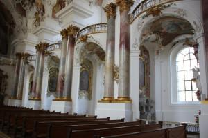 Seitenaltare Kloster Zwiefalten