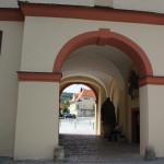 Tor zum Kloster Zwiefalten