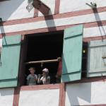 Betretbare Häuser bauernhaus museum