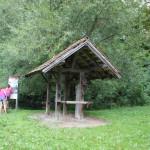 Brunnen Bauernhaus Museum Wolfegg