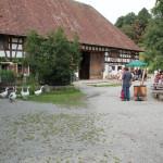 Dorfkern Bauernhaus Museum Wolfegg