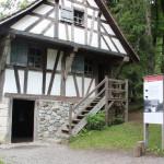 Fachwerkbau Haus Bauernhaus Museum Wolfegg