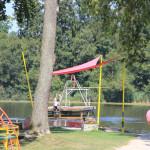 Kinderspielplatz Steeger See Badesee Aulendorf