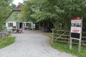Museumsladen und cafe Bauernhaus Museum Wolfegg