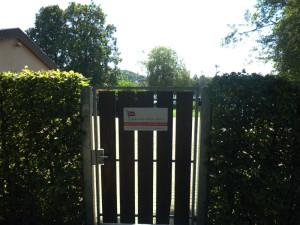 Ruderverein Bad Waldsee Eingang