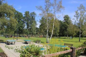 Tischtennisplatten Steeger See Badesee Aulendorf