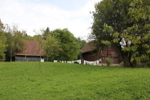 Wäscheleine Bauernhaus Museum Wolfegg
