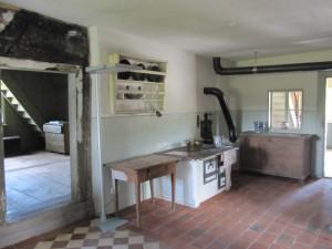 alte Küche bauernhaus museum