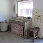 alte-Küche-Waschtisch-bauernhaus-museum