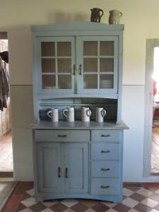 altes-Küchenbuffet