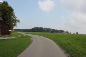Wanderweg zum Rohrsee