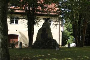 Denkmal beim Kloster Bad Schussenried